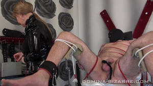 Domina-Bizarre: Lady Mercedes - My private Slave Part 2