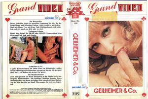 Geilheimer & Co. / Порн 70х - Сборник Короткометражек (Professional Film,Tabu / Grand Video) [1970s, All Sex,Anal,She-Male,Gay, VHSRip]