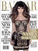 Priyanka Chopra - Harper's Bazaar India January-February 2012