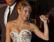 Шакира Изабель Мебэрэк Риполл, фото 3933. Shakira Isabel Mebarak Ripoll - NRJ Music Awards in Cannes 01/28/12, foto 3933