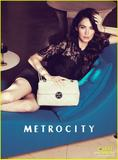 Megan Fox - Metrocity Spring and Summer 2012 campaign