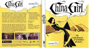 China Girl / Китаянка (Paul Aratow (as Paolo Uccello), Summer Brown Productions / Vinegar Syndrome) [1974 г., All Sex,Classic, DVDRip]