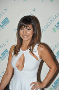Roxanne Pallett  film screening The Anomaly in London 07-01-2014 (sideboob)