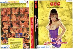 Marinas Sperma Traume / Мечтание Марины О Сперме (John Thompson, GGG) [2002 г., All Sex,Bukkake, DVDRip]