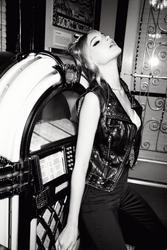 Эльза Хоск, фото 34. Elsa Hosk Guess Ad Campaign Fall/Winter, photo 34